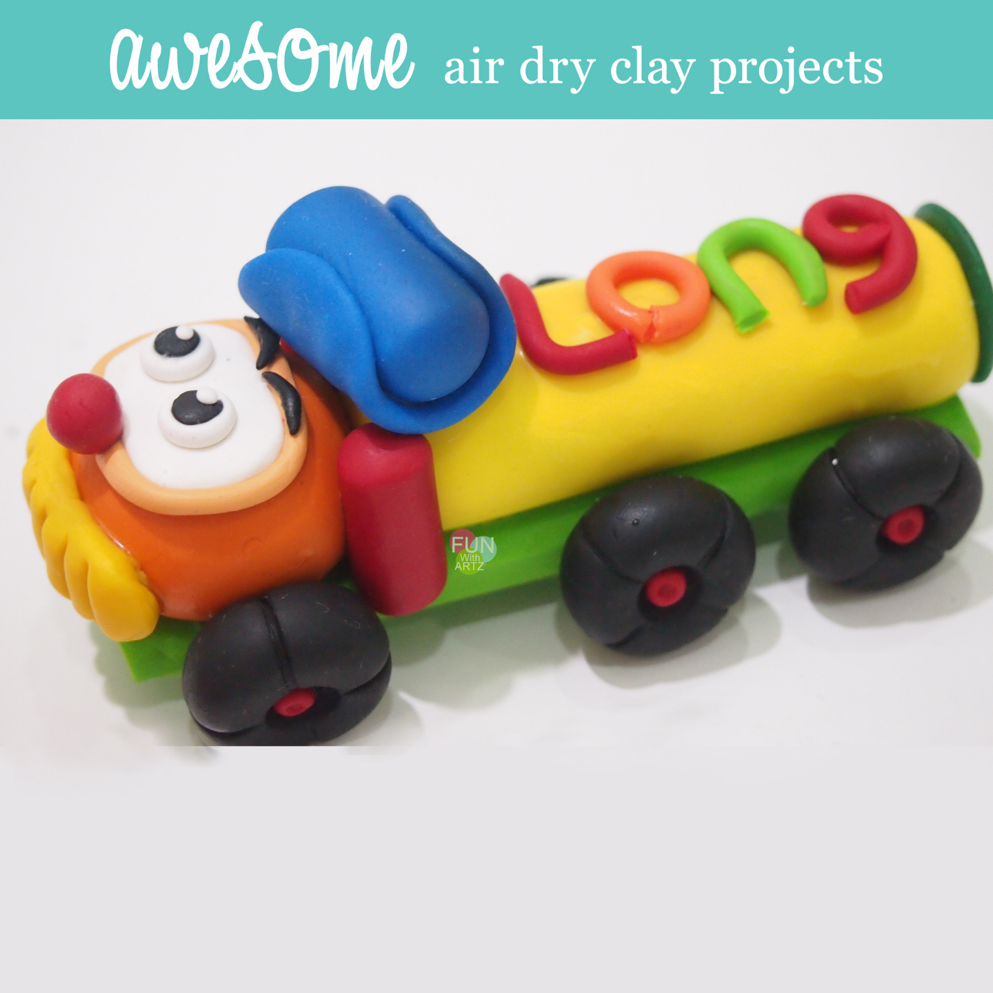 Workshop - Clay Truck Heavy Vehicle