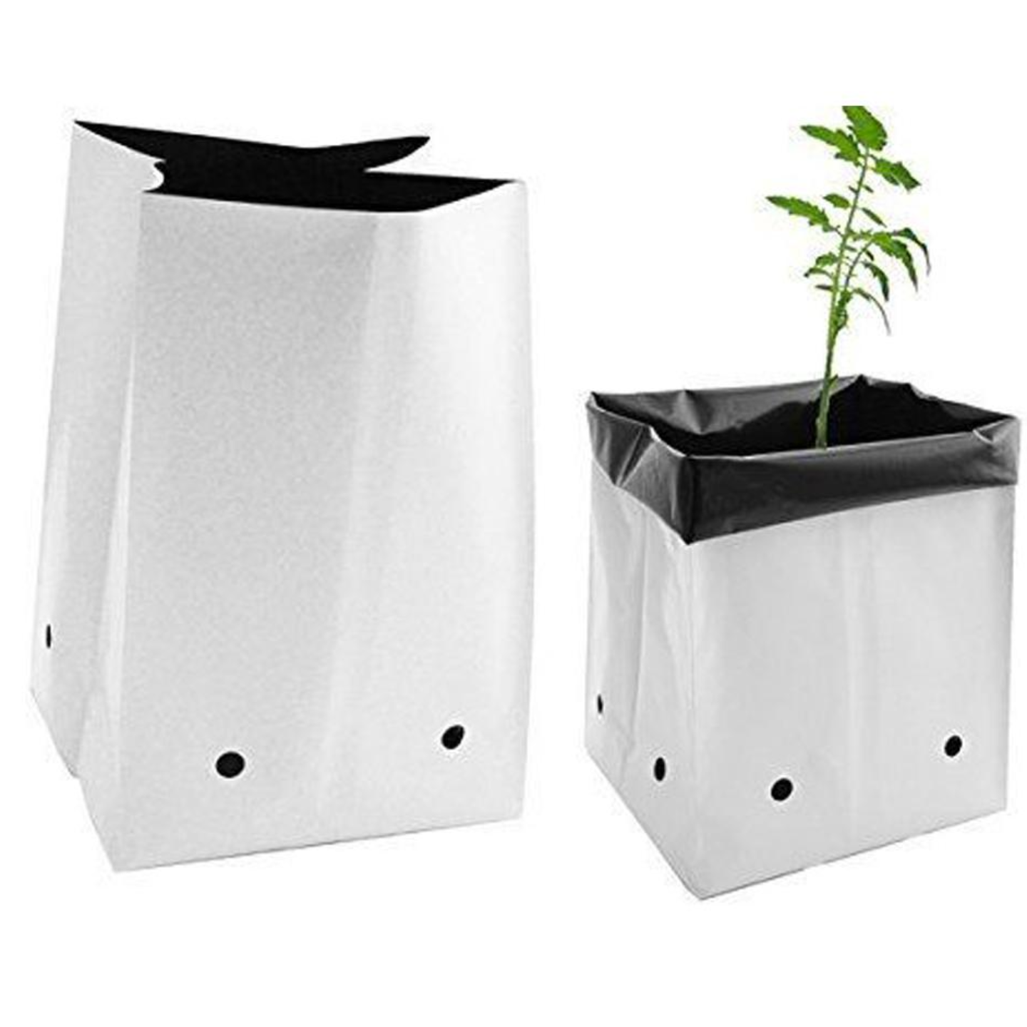 Growbags 27 x 27  x 50cm (set of 10)