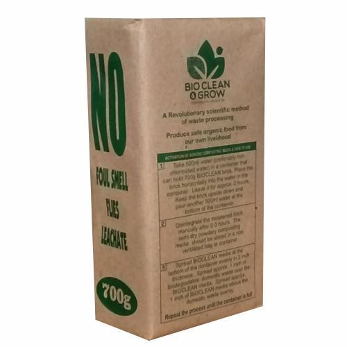 Cocopeat bioclean brick 700gm