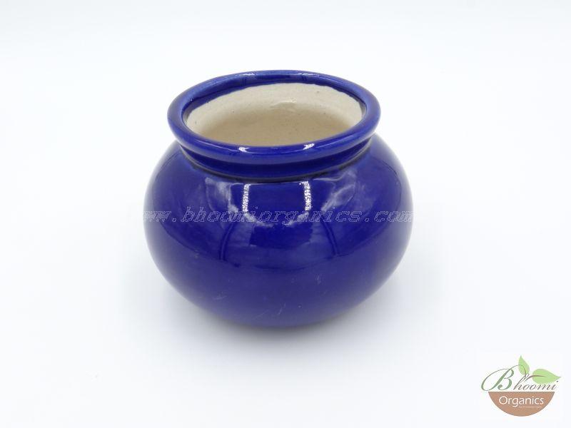 Matka medium blue