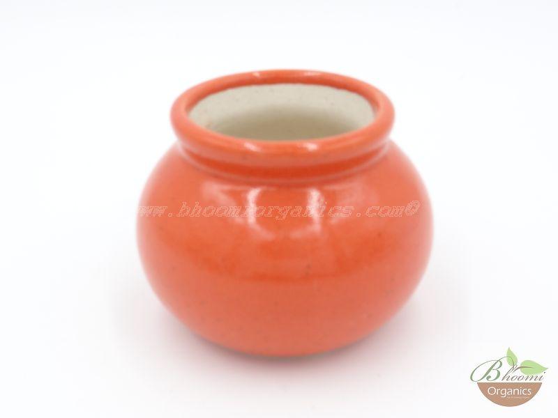 Matka small orange