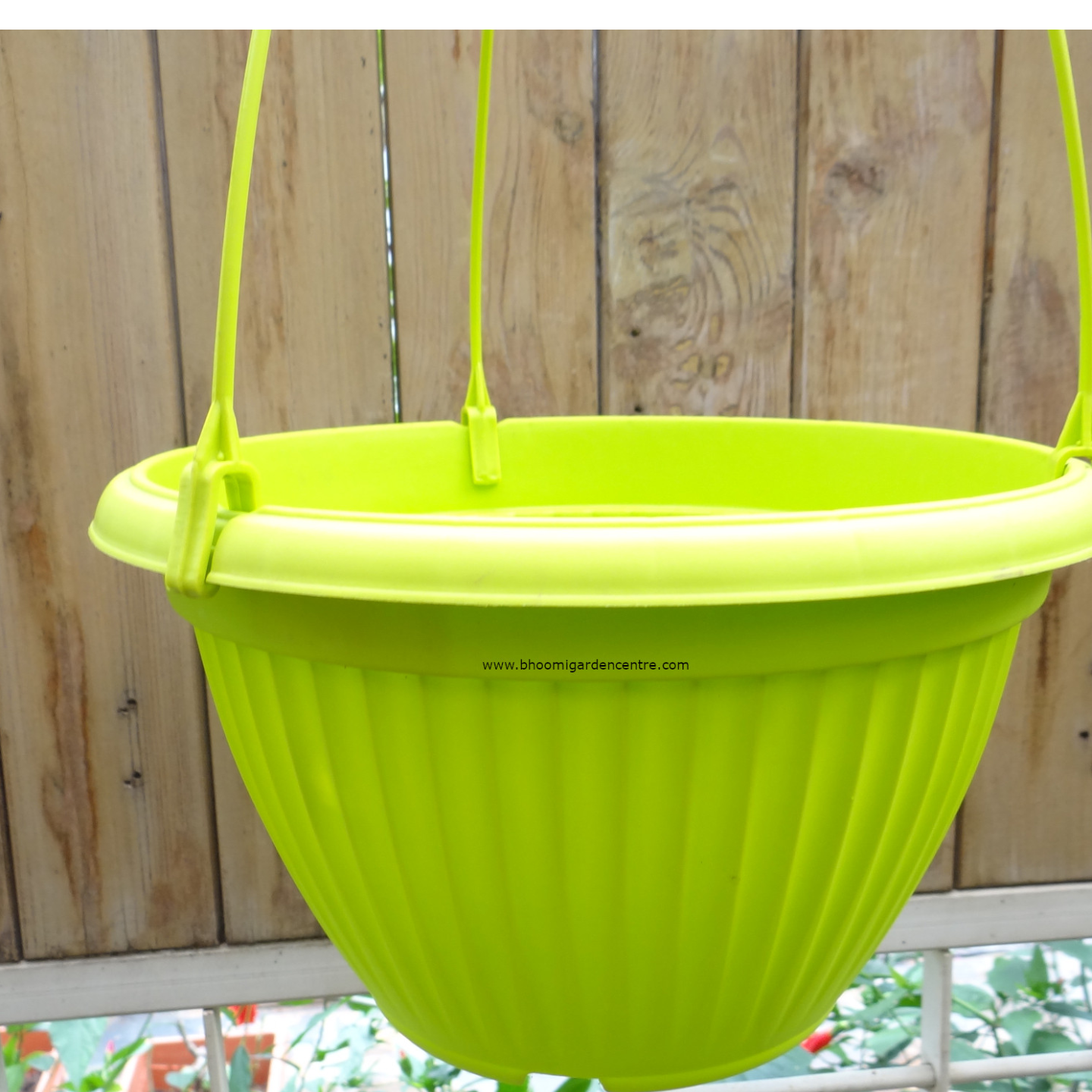 Bello HB Yellow hanging pot ( 25  inch )