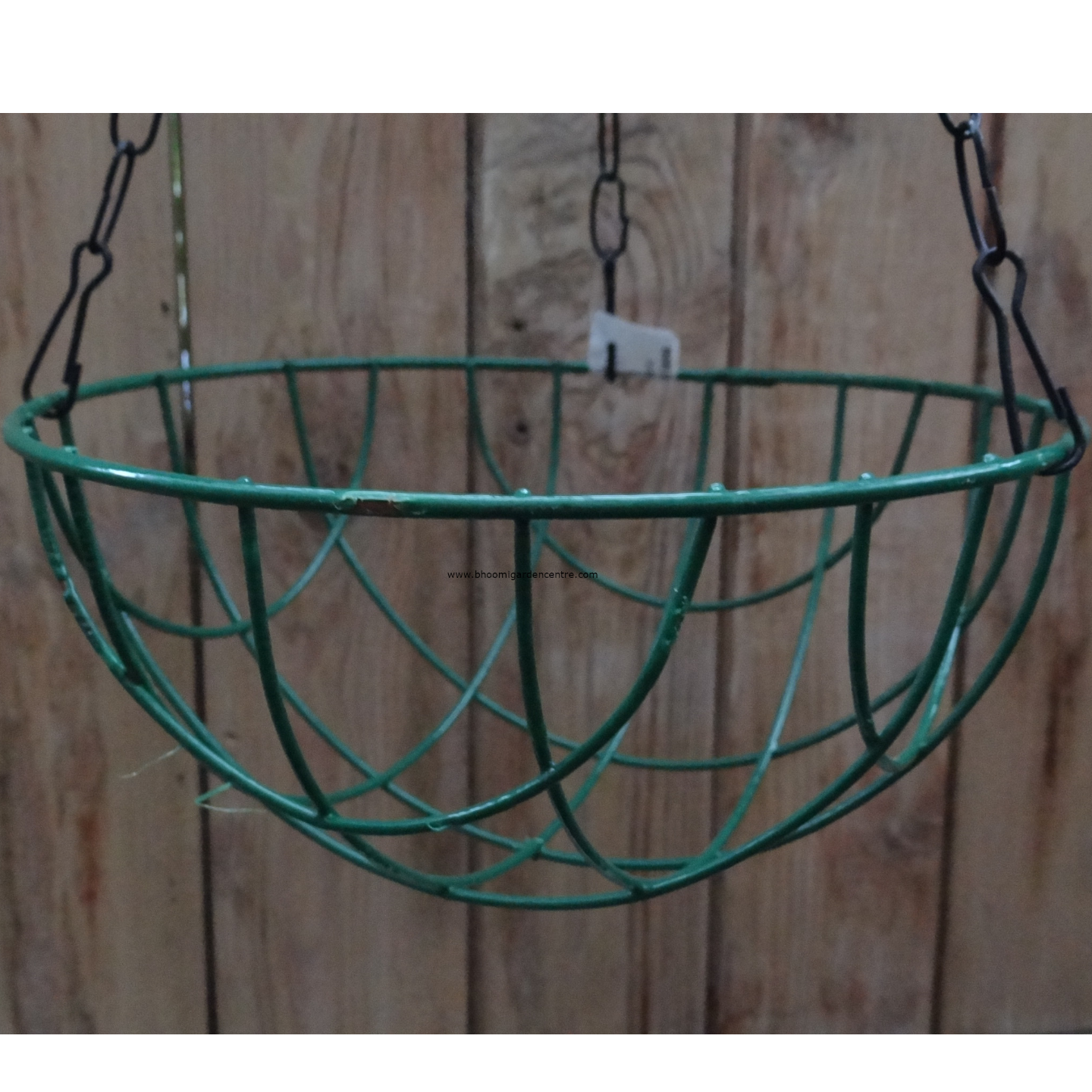 Metal hanging regular 6 inch