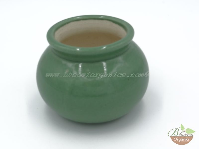 Matka medium green