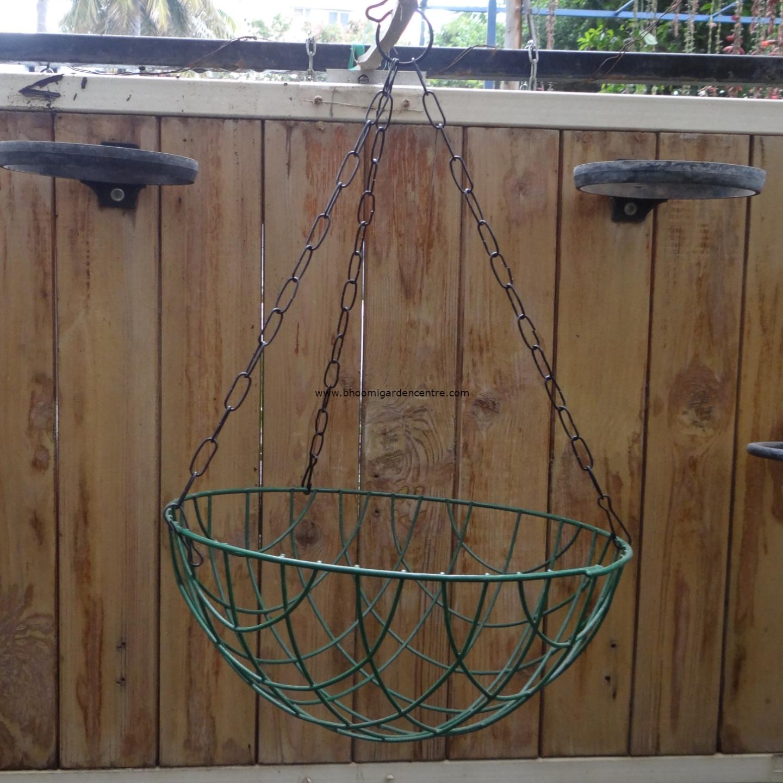 Metal hanging regular 10 inch