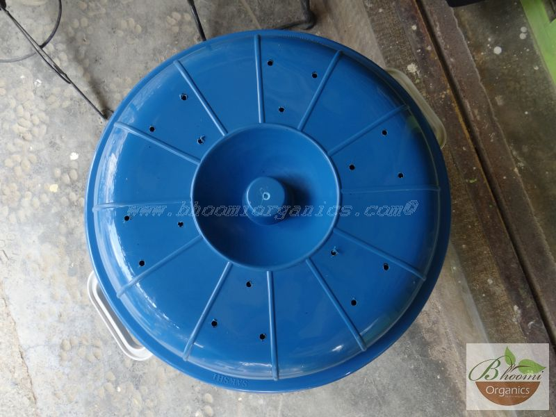 Aerobic composter bin 30ltr (Only Bangalore delivery)