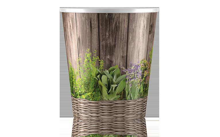 Poppelmann Teku selfwatering pots - Herbs