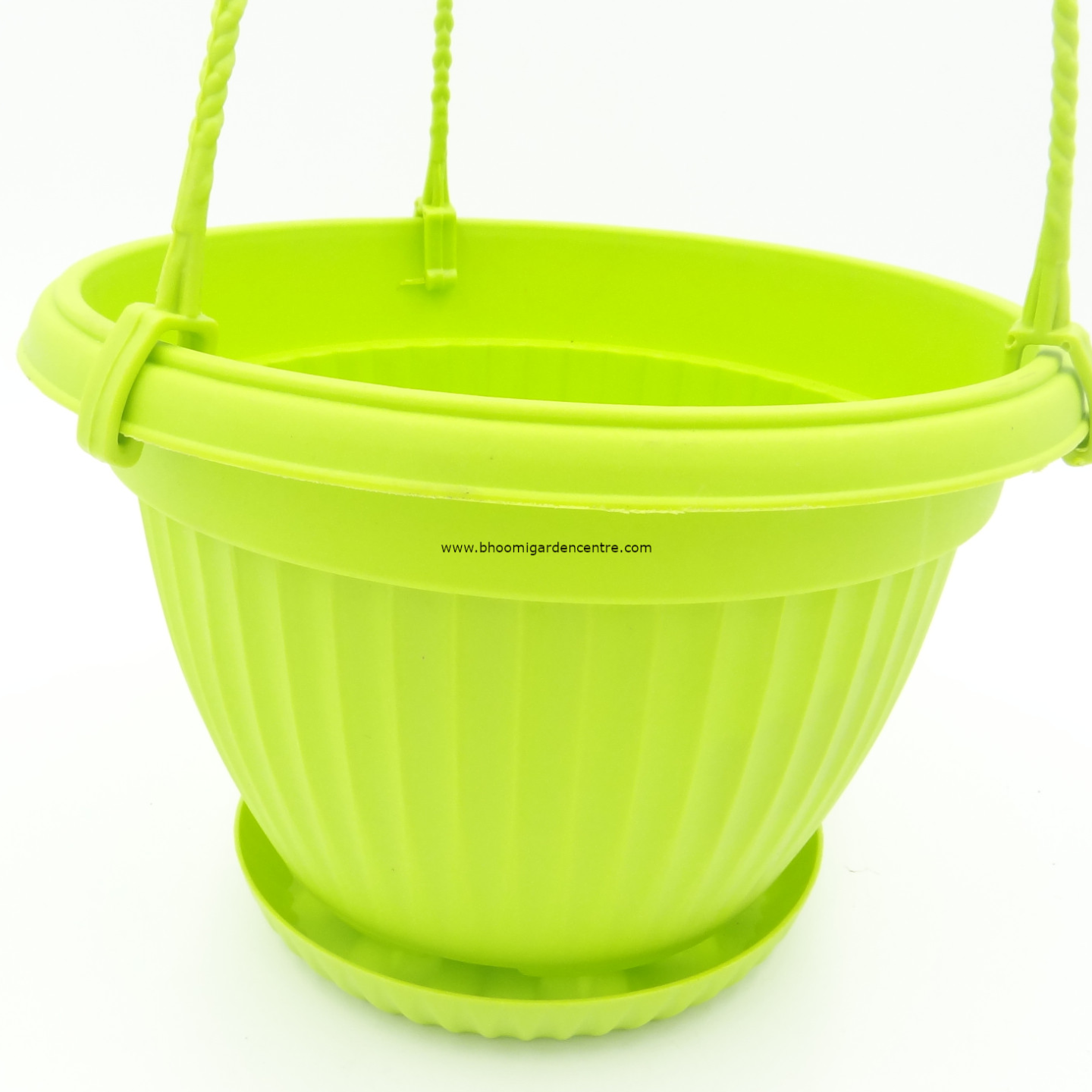 Bello HB yellow hanging pot  16  inch