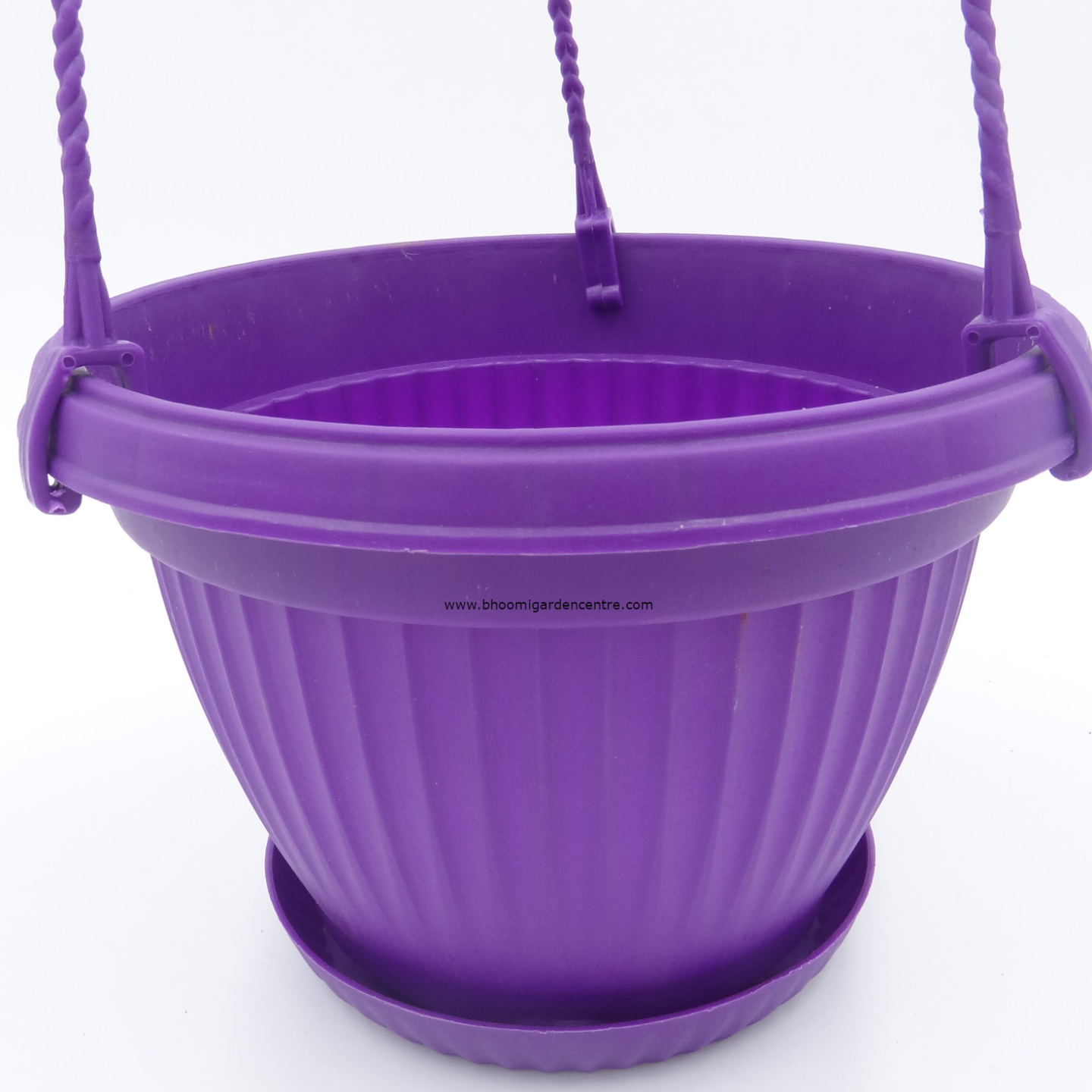 Bello HB purple haqnging pot ( 16  inch )