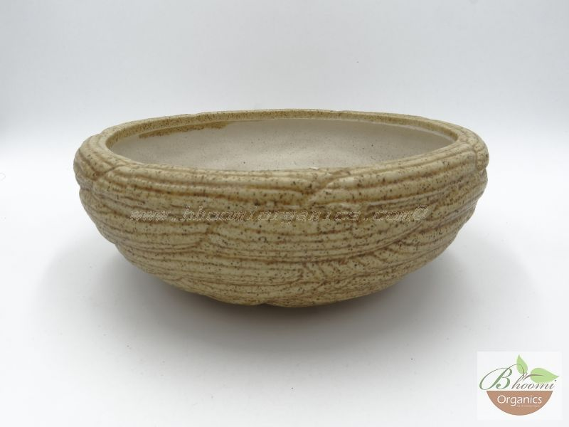 Bowl medium rope design