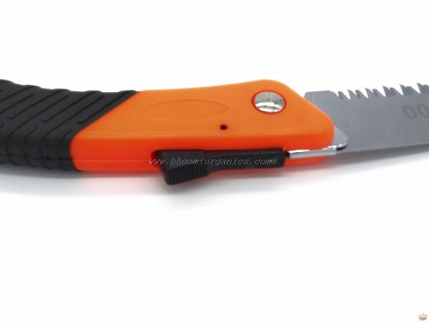 Flora Expert Pruning Saw (Folding) 18cm Blade with Double Action Teeth