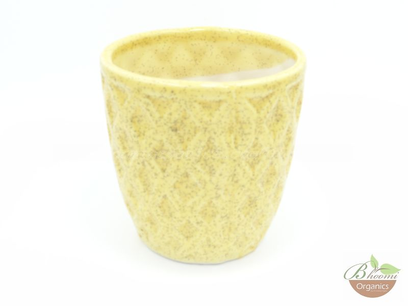 Coffee mug yellow