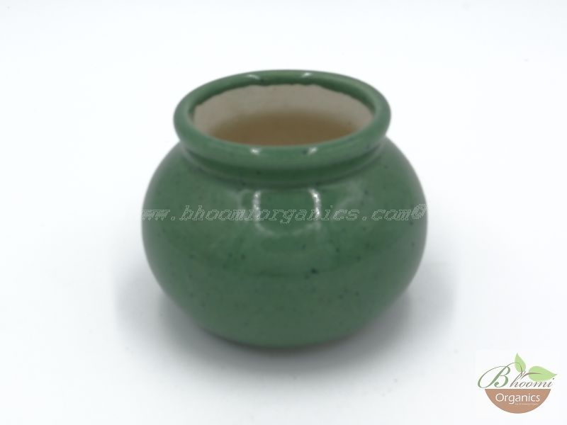 Matka small green