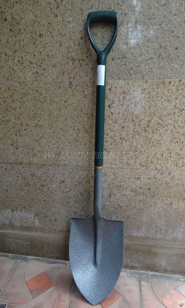 Round Point Shovel (Scoop) Plastic Handle
