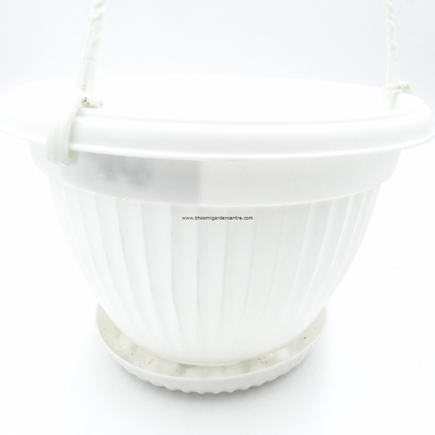 Bello HB white hanging pot ( 16  inch )
