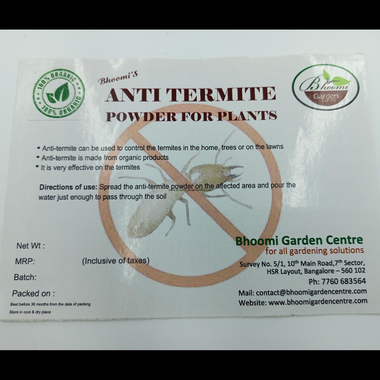 Anti Termite (organic)   1kg pack