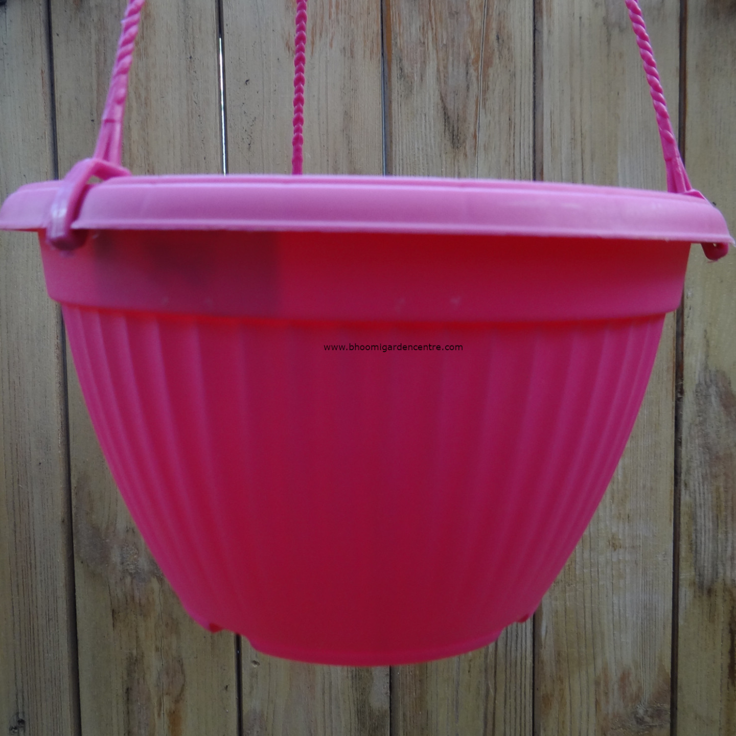 Bello HB   Pink  hanging pot  25  inch