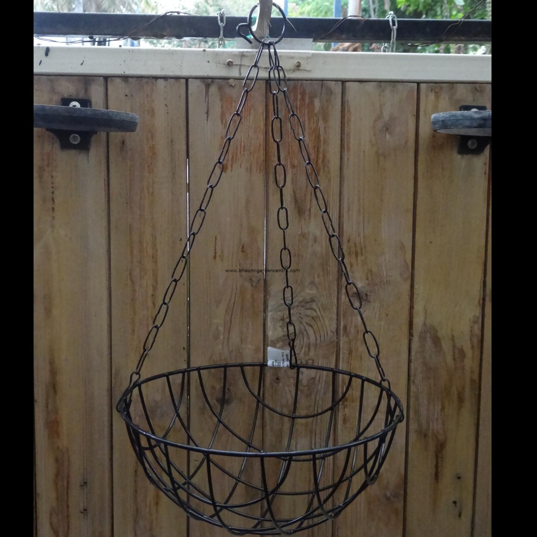Metal hanging regular 8 inch