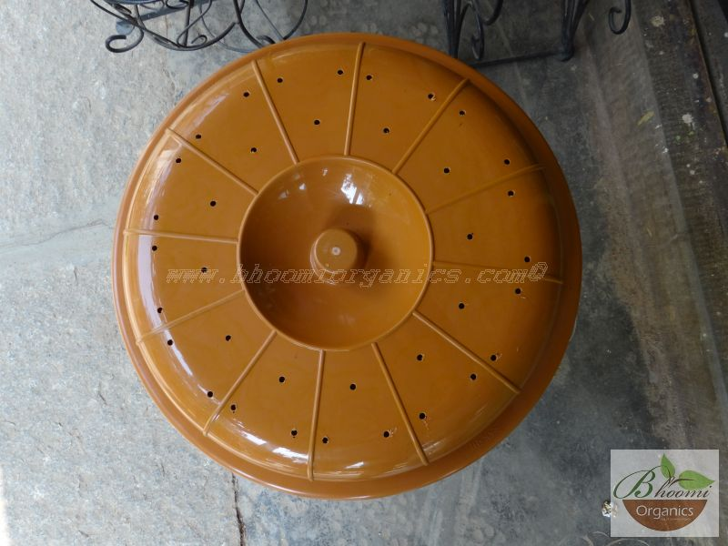 Aerobic composter bin 50ltr (Only Bangalore delivery)