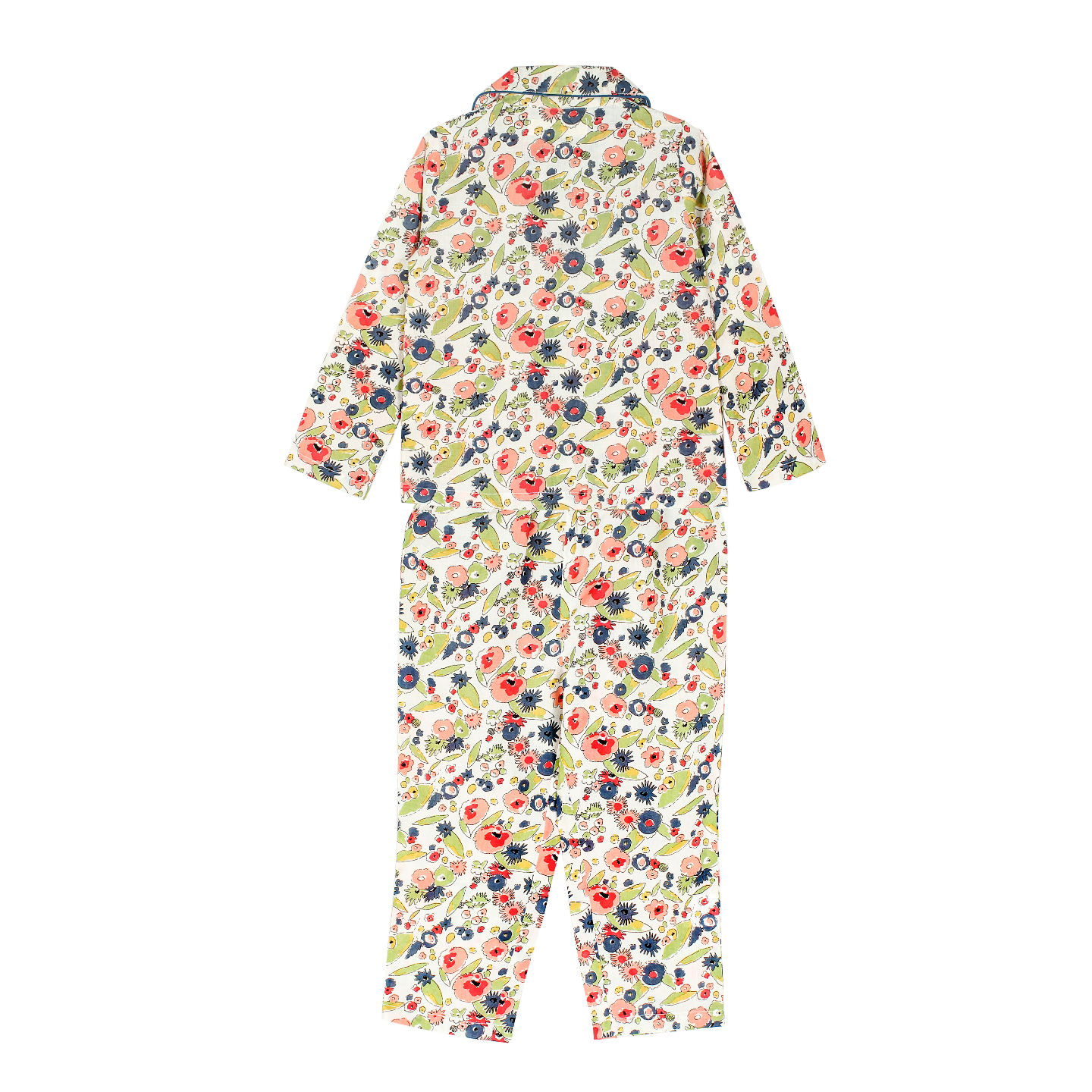 Floral Night Suit Multi