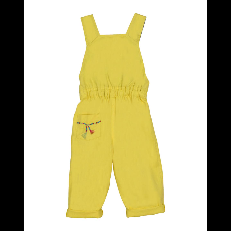 Yellow Dungaree