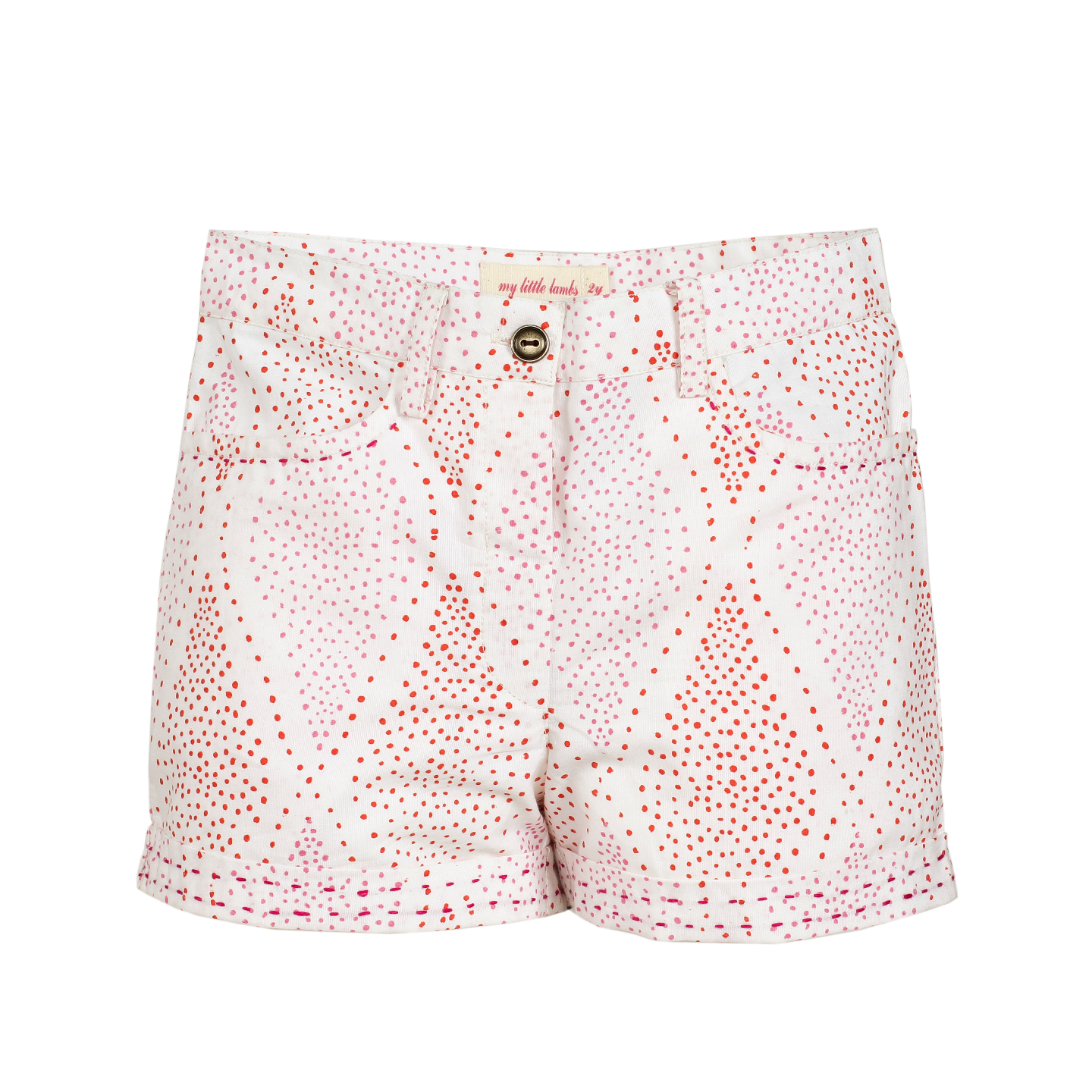 Moha Shorts - Diamond Red