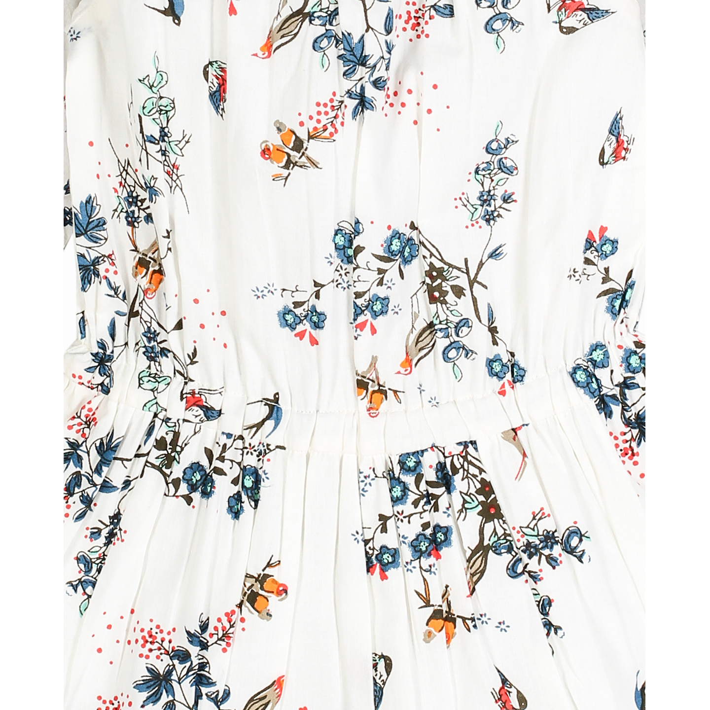 Bird Raglan Dress