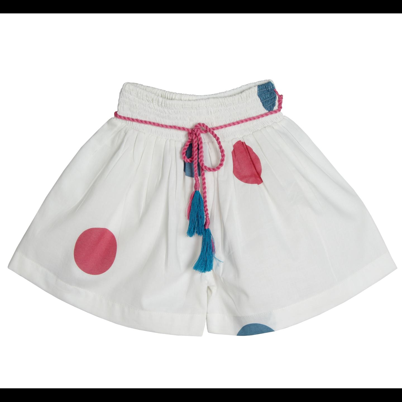 Anika polka shorts pink/blue