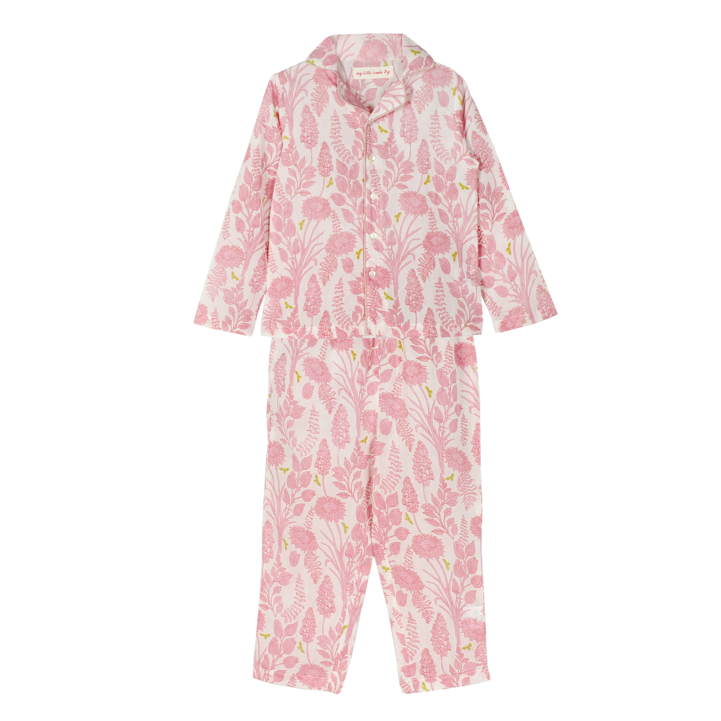 Pony Night Suit Pink