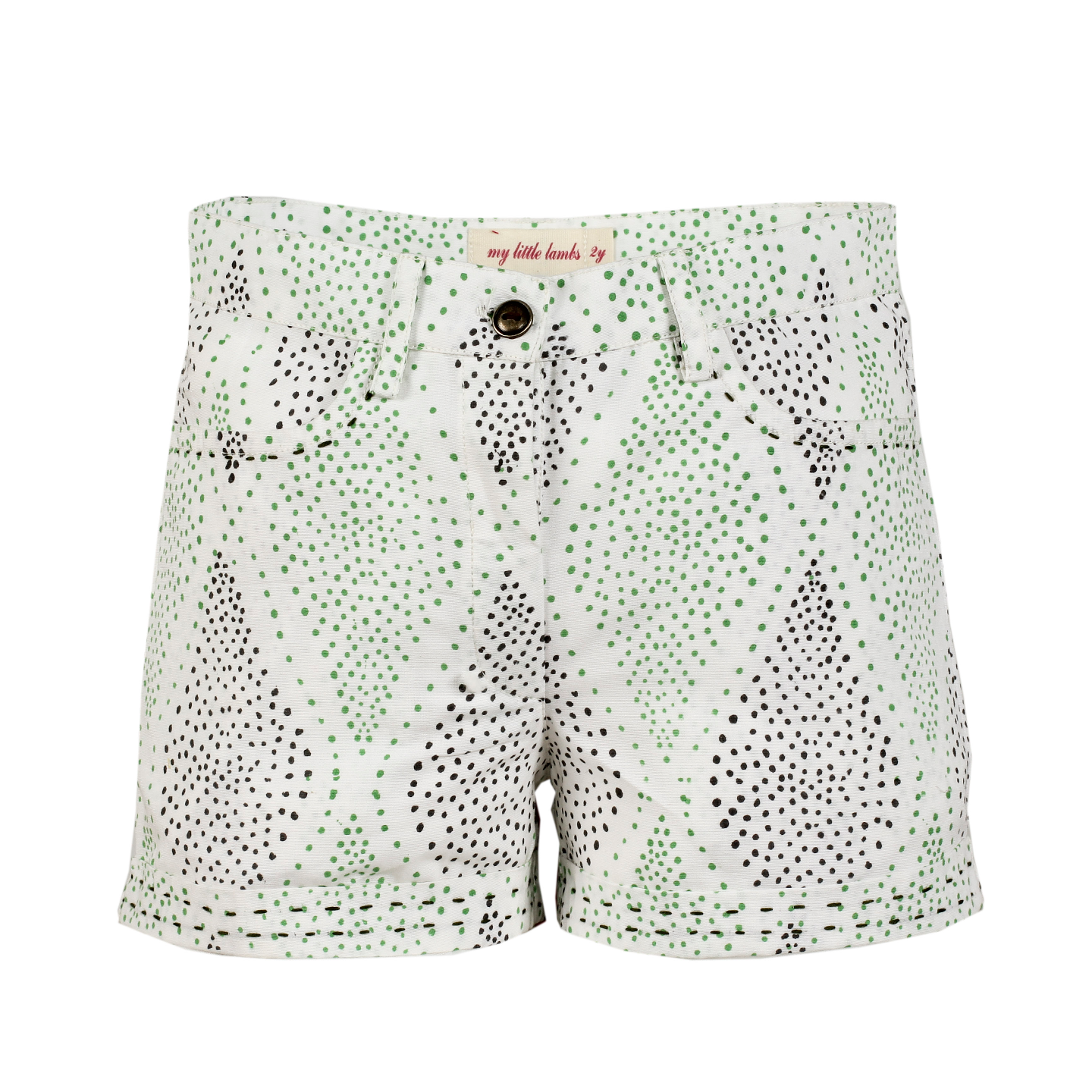 Moha Shorts - Diamond Green