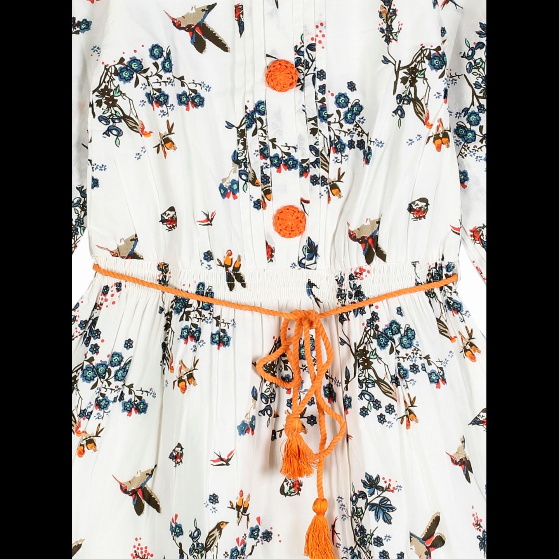 Argyle Bird Dress