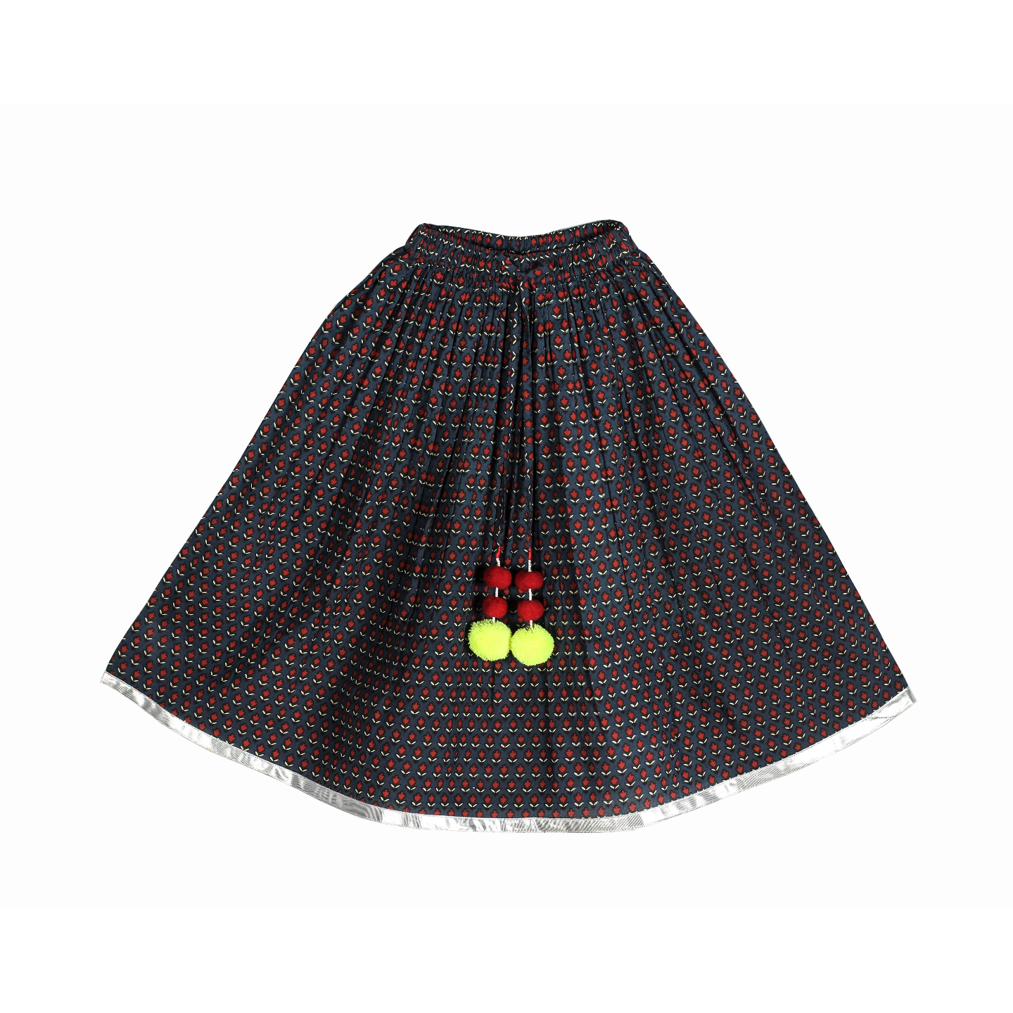 Yanni Buti Skirt - Navy