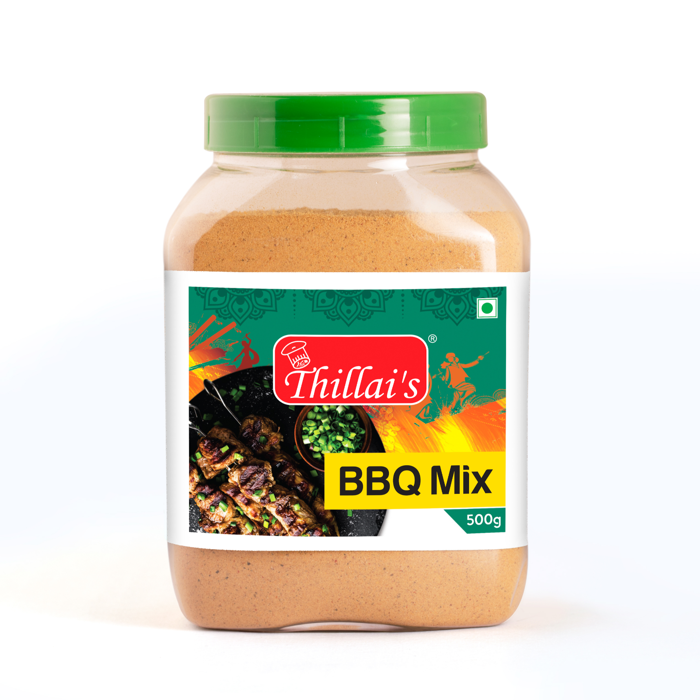 Thillais BBQ Mix-500g