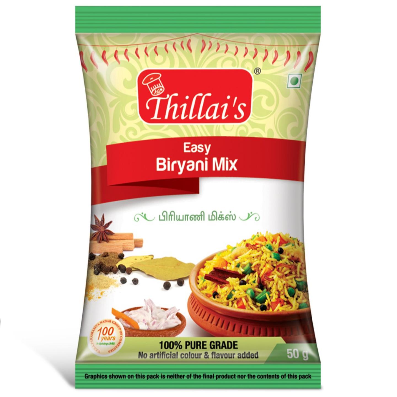 Thillais Easy Biryani Mix-50g