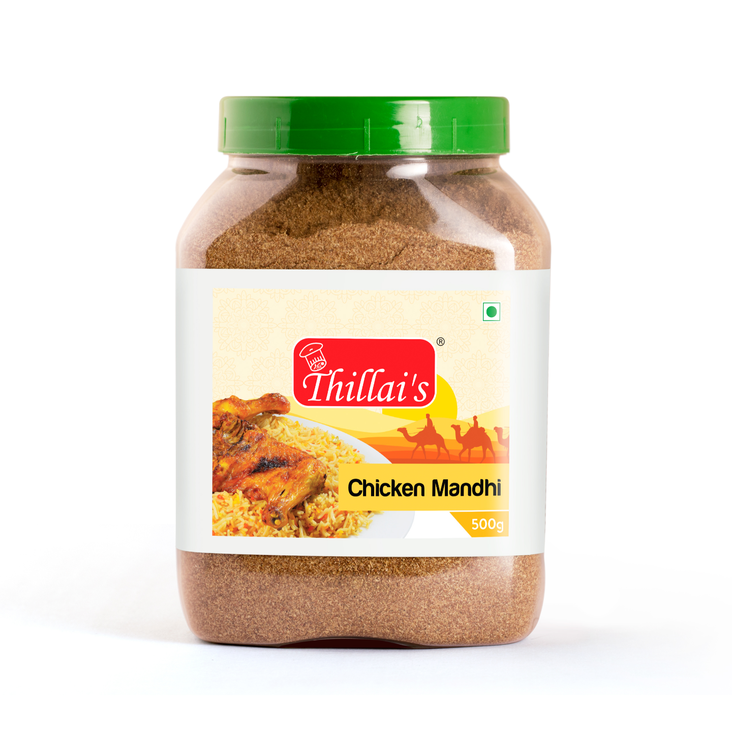 Thillais Arabian Mandi Fresh Ground Spice Mix-500g