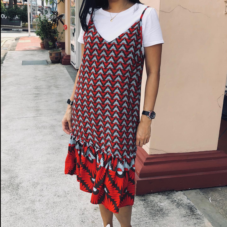 Pia Summer Dress
