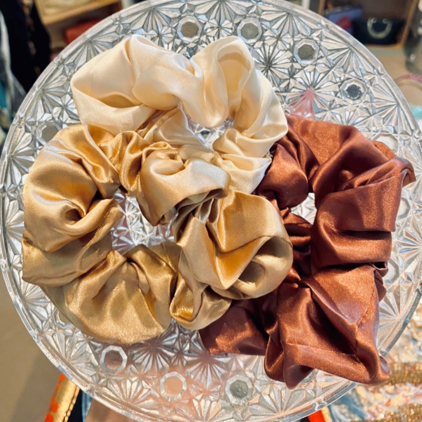 Satin Scrunchie
