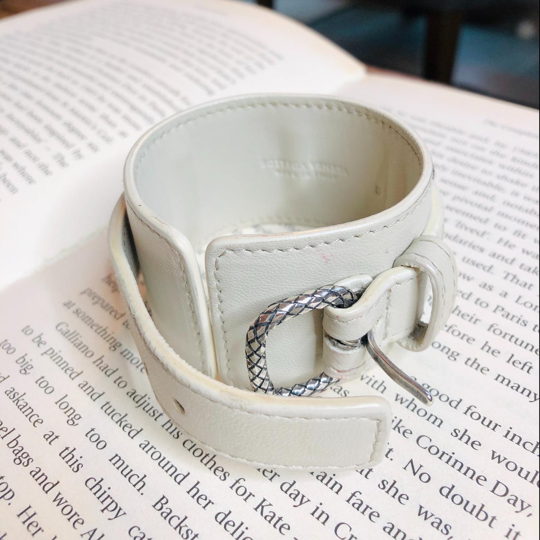 Bottega Veneta Leather Wrist Strap