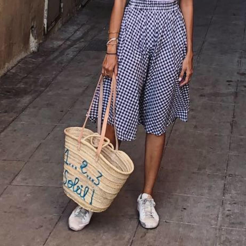 Soleil Summer Basket