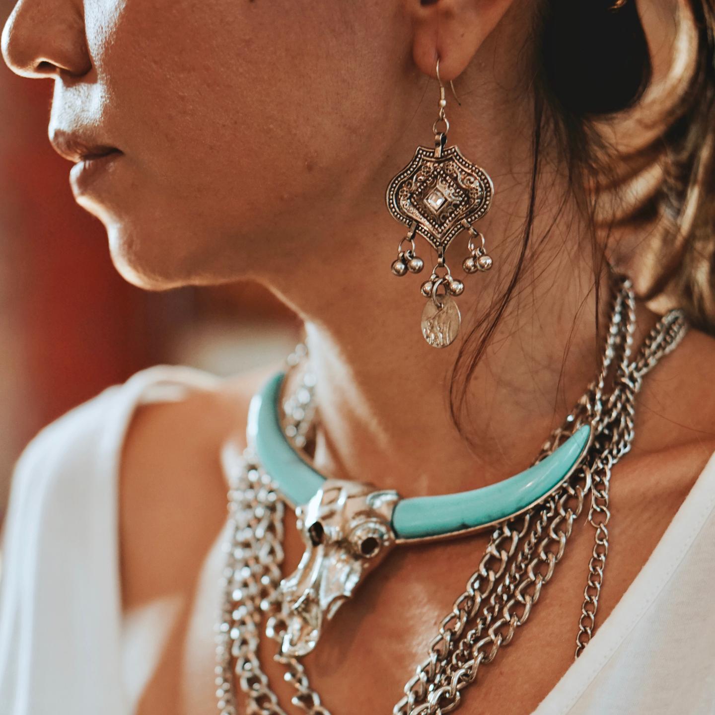Isla Tribal Earrings
