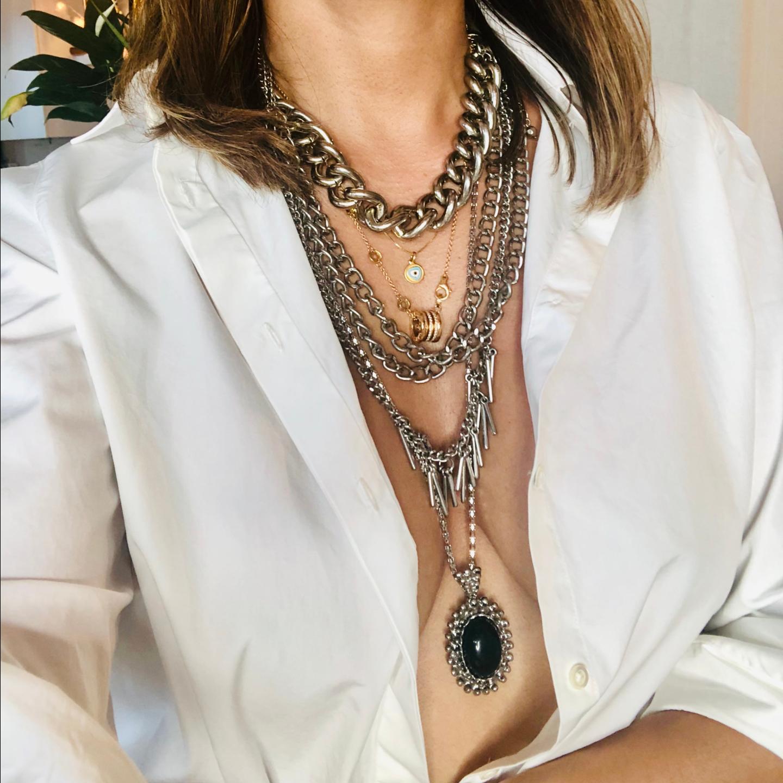 Dana Chain Necklace