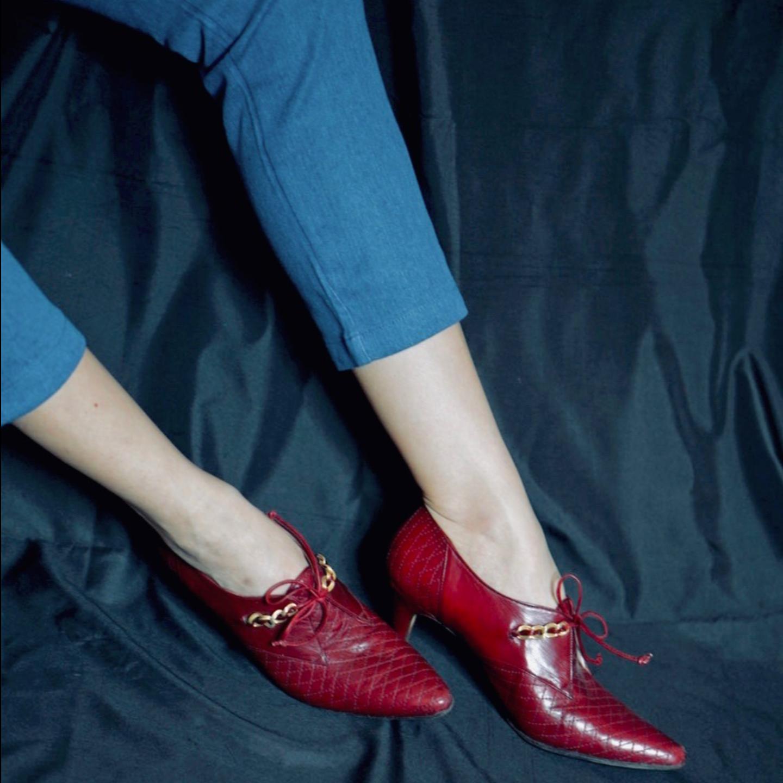 Vintage Bally Shoe