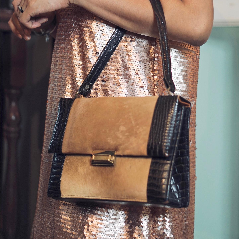Vintage 1950s Handbag