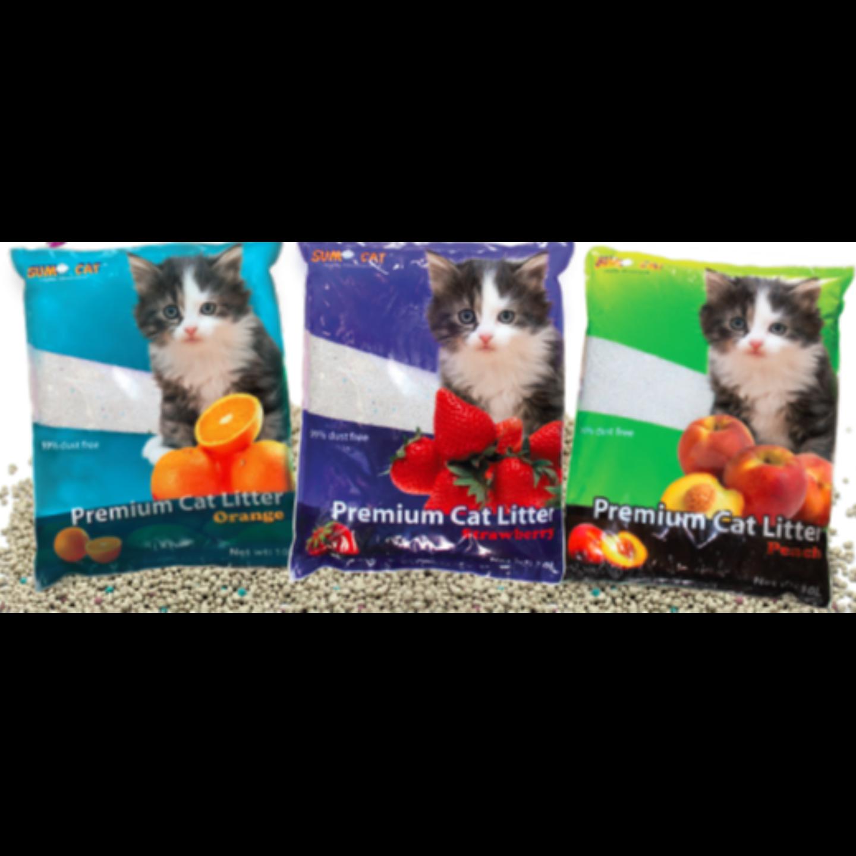 Sumo Premium Cat Litter - 10L  Bundle Set of 3 bags