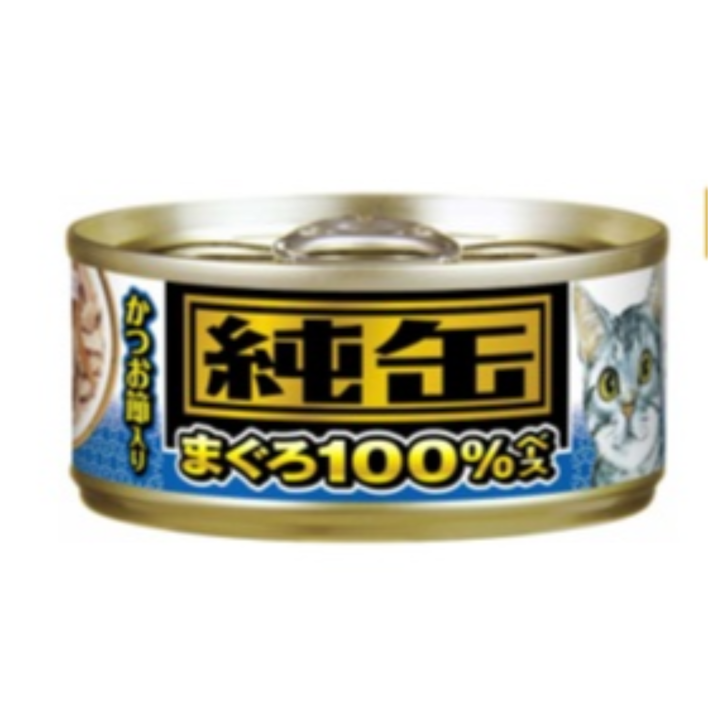 Aixia JUN-CAN MINI - 100 TUNA + TOPPING - 65G  24 CANS Per Set
