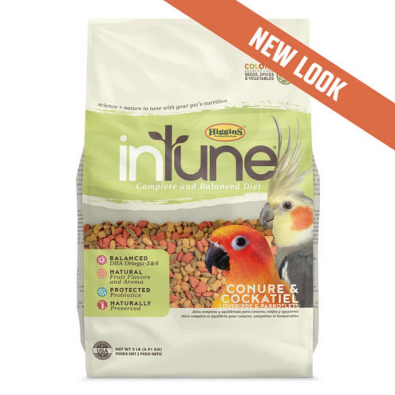 Intune Conure & Cockatiel - 2Lb
