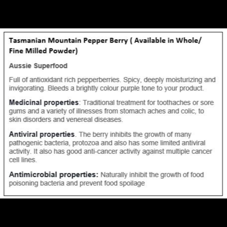 Tasmanian Pepper Berry