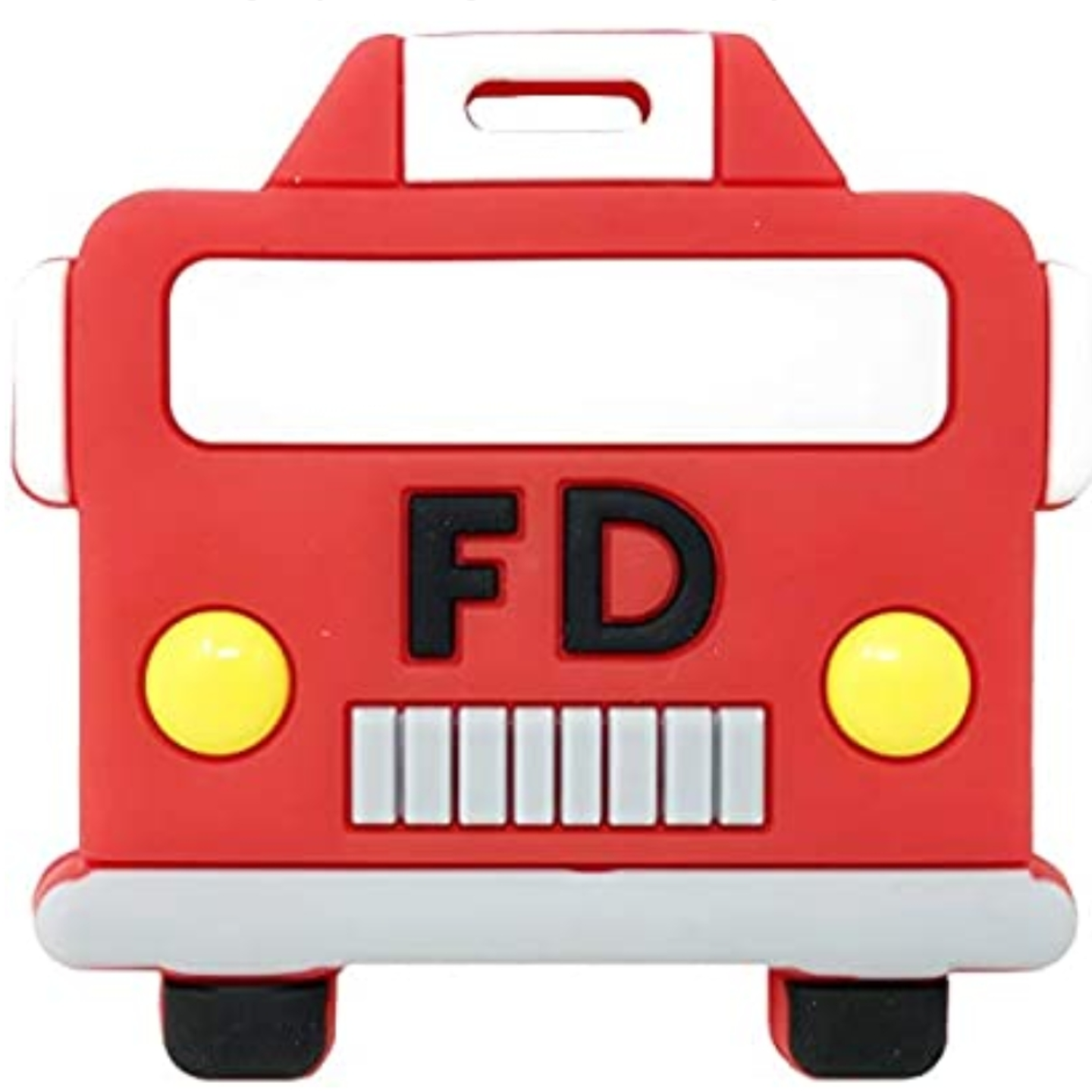 Baby Teether Fire Truck