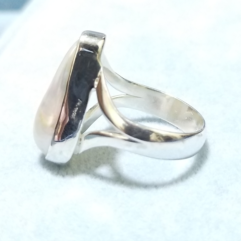 Handmade Ring Fresh Water Pearl