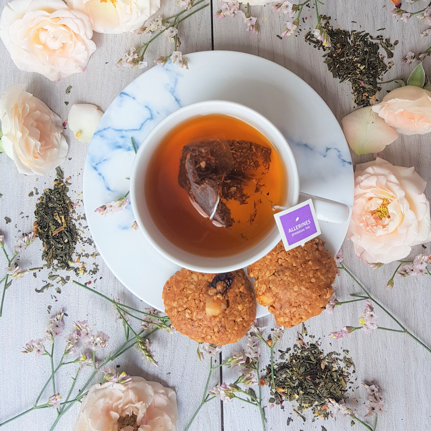Lactation Treats & Rooibos Tea